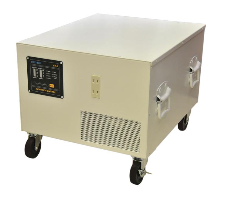 出力1,500Wの「キャリ電1500」