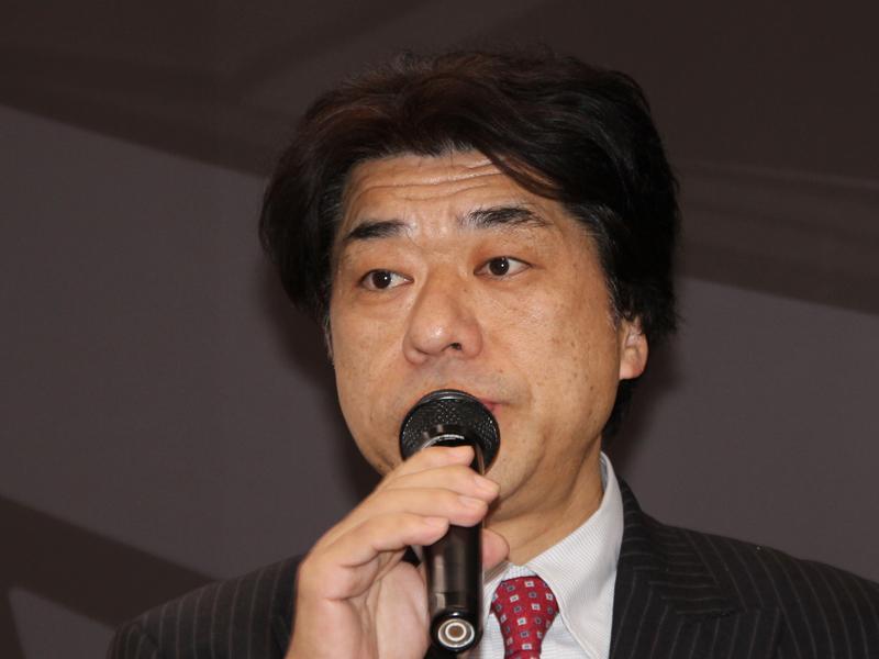古賀宣行代表取締役社長