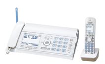 ファクス「おたっくす」 KX-PD502DL ホワイト