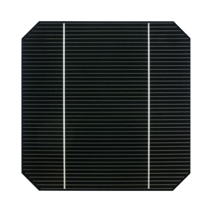HIT太陽電池のセルの外観