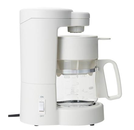 「コンパクトコーヒーメーカー M-C40B」