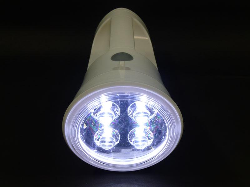LEDを点灯した状態