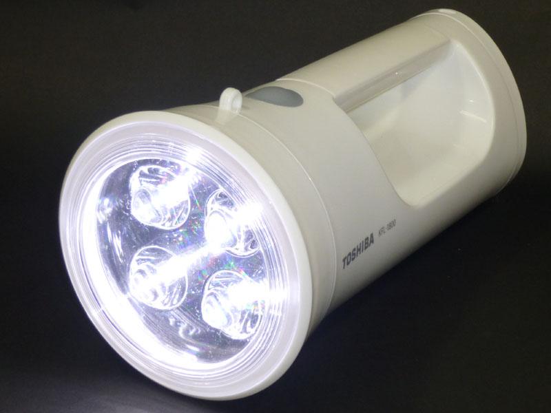 東芝「LEDサーチライト KFL-1800(W)」