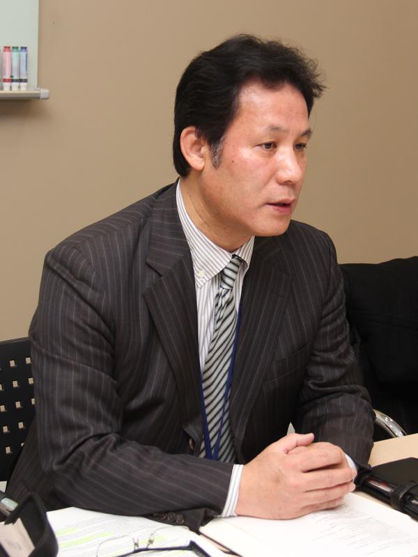 SunPower Japan 杉原孝志代表