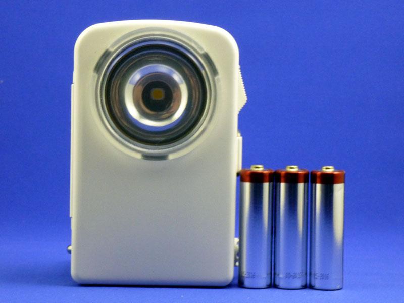 単三形乾電池との大きさ比較