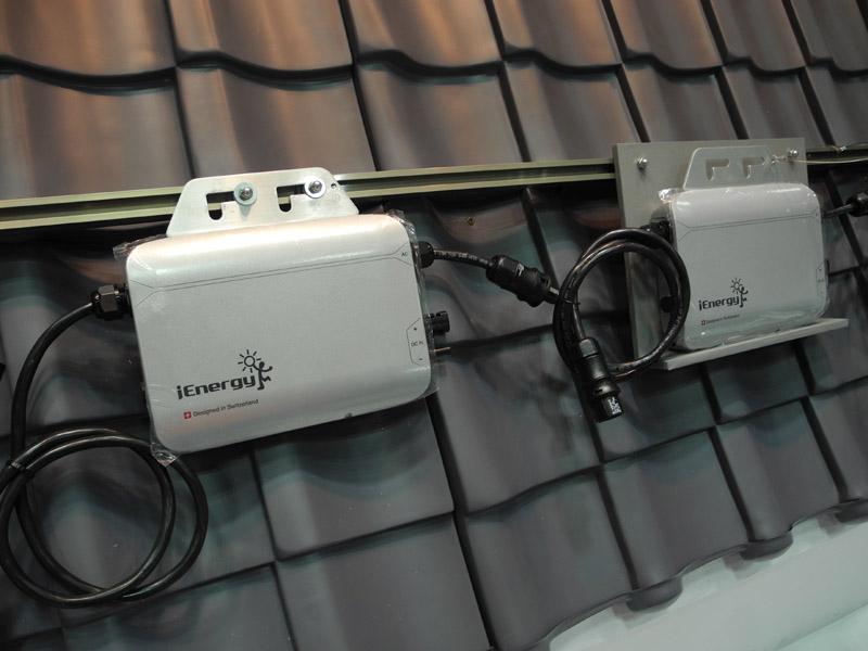 台湾のパワコン専門メーカー「iEnergy」のパワコン「i-Micro inverter」