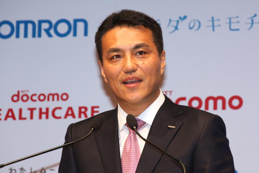 オムロン 山田義仁 代表取締役社長