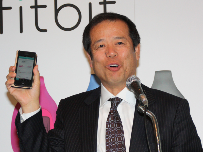 ソフトバンクBBの溝口泰雄 取締役常務執行役員