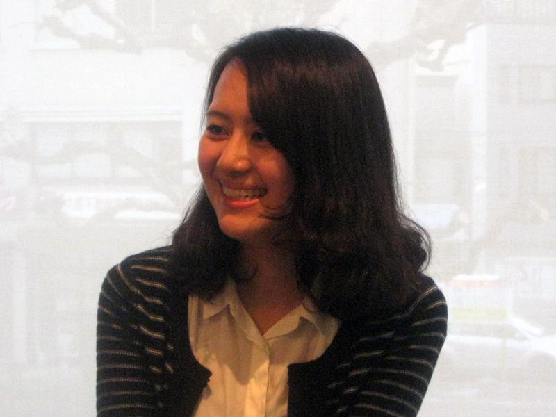 開発本部商品開発部 開発一課の小山玲奈さん