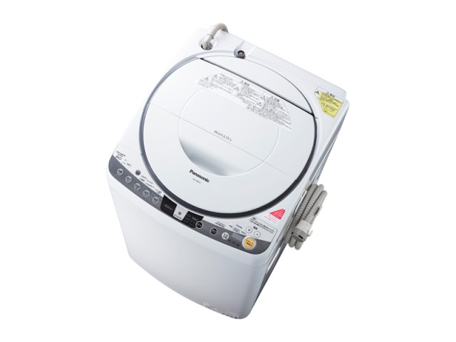 洗濯容量8kg、乾燥容量4.5kgの「NA-FR80H7」