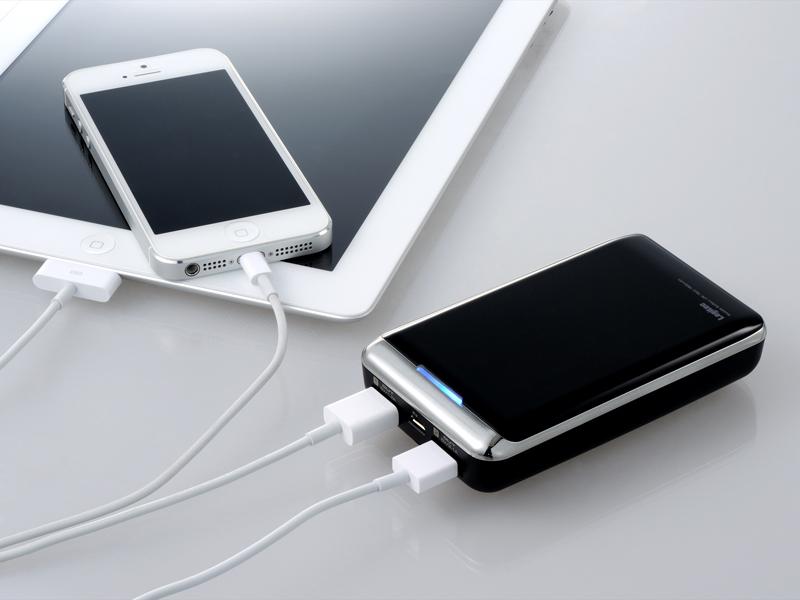 2台同時充電にも対応