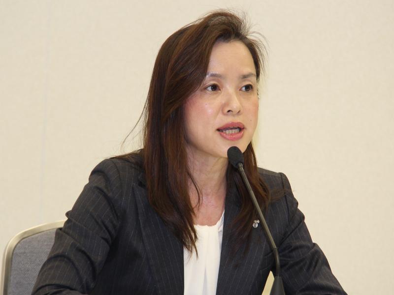 東京電力 執行役員 カスタマーサービス・カンパニー 佐藤梨江子バイスプレジデント