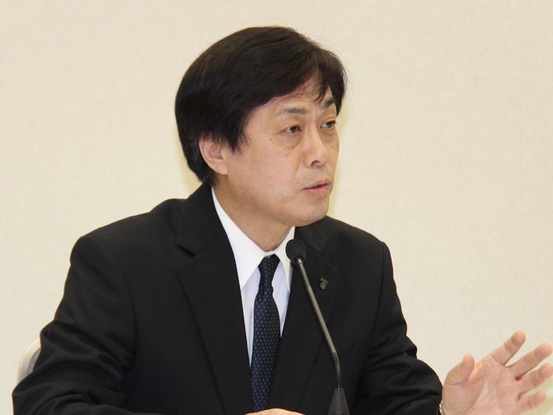 東京電力 常務執行役 カスタマーサービス・カンパニー 山崎剛プレジデント