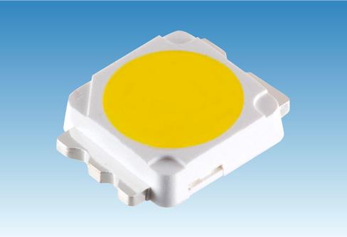 2012年12月に発表した照明用白色LED「TL1F1シリーズ」