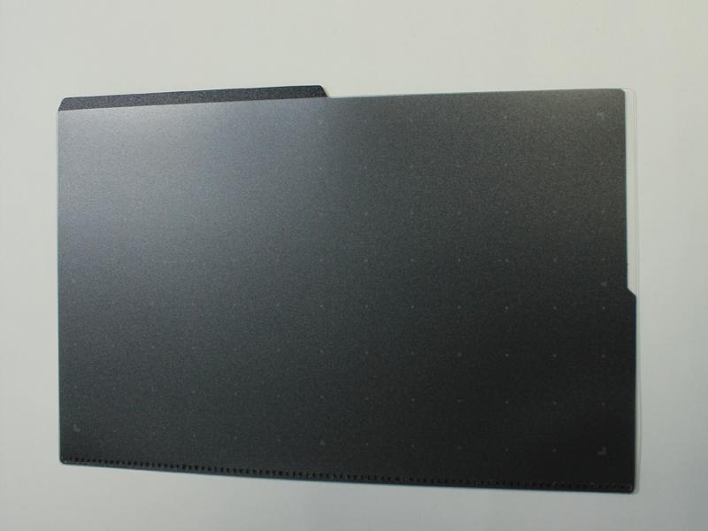 付箋紙を貼れるインデックスシート