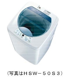 三洋ハイアール(現ハイアールジャパンセールス)の洗濯機