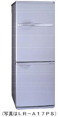LG電子ジャパン(現LG Electronics Japan)の冷蔵庫