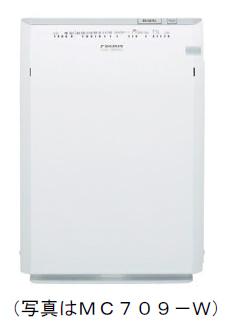 ダイキン工業の空気清浄機