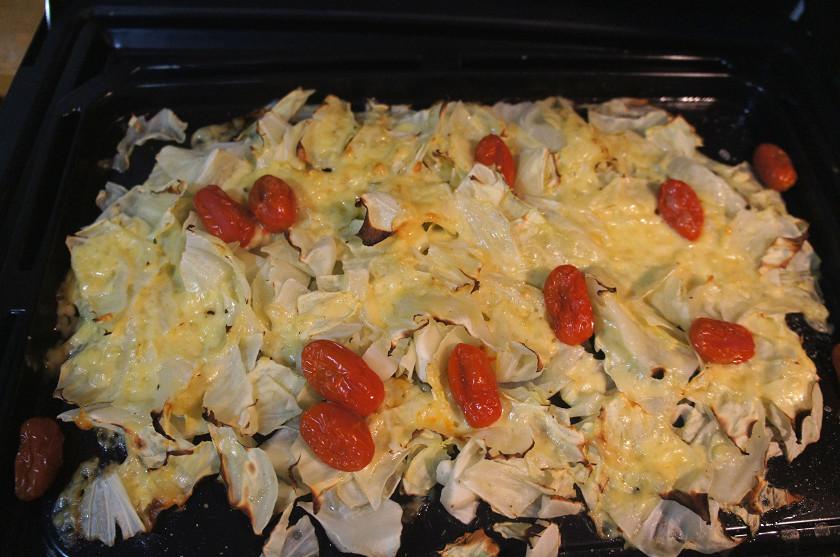 じっくりオーブンで加熱した野菜は甘味が増して子供もたくさん食べる