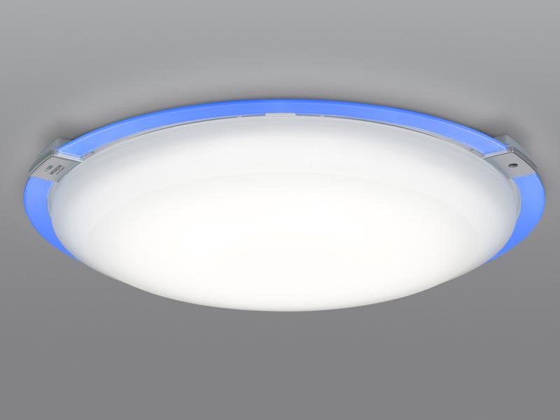 18畳間で対応できるLEDシーリングライト「LEC-AHS1810BC」