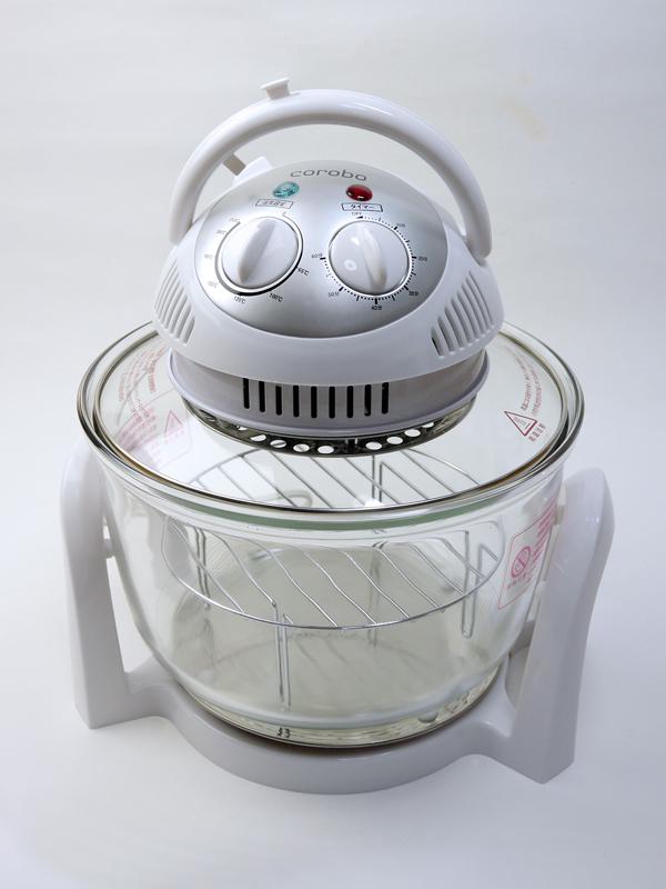 カーボンコンベクションオーブン corobo CKY-19Q(ホワイト)