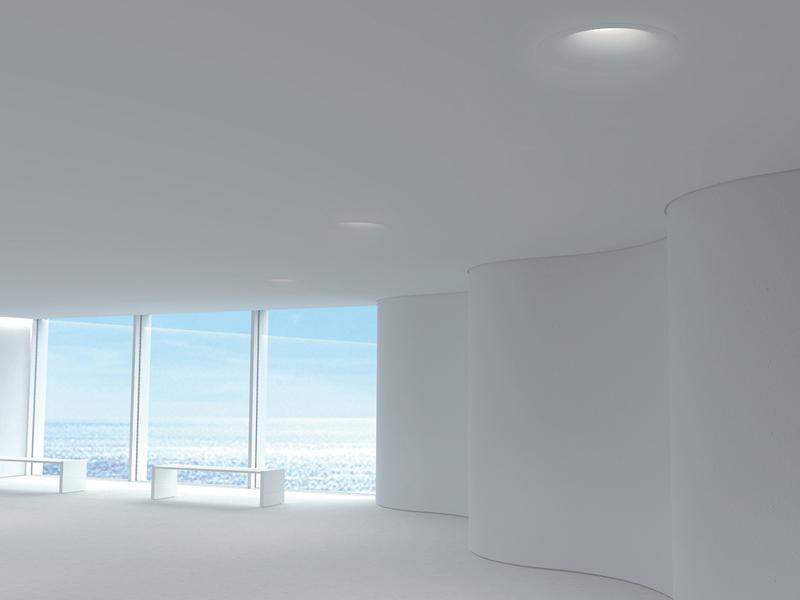 同。大きな窓のある空間とラウンドタイプ