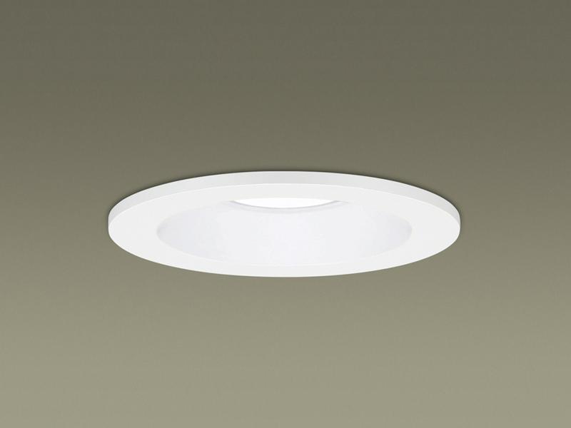 ダウンライトは光源が1カ所の「ワンコア」タイプ。光束は345~622lm