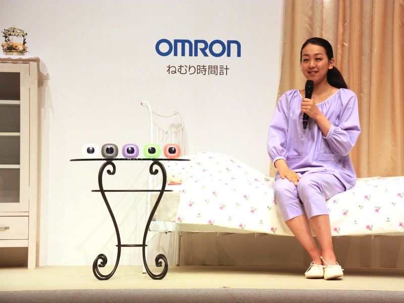 「アスリートとしても女性としても睡眠は大切」と話す浅田真央さん