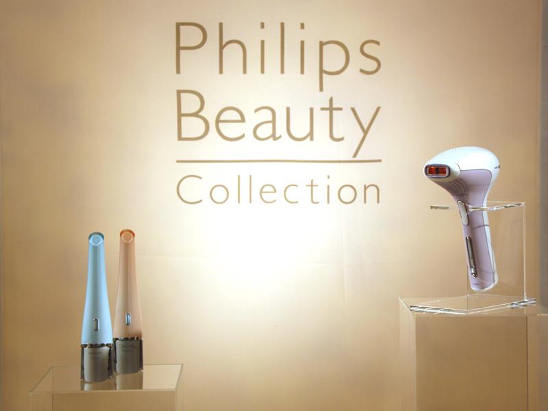 今回同社が日本市場に投入する電動洗顔ブラシ「ビザピュア(VisaPure)」2機種と、光美容器「ルメア(Lumea)」