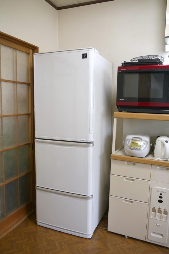 シャープ製冷蔵庫「SJ-PW35X」
