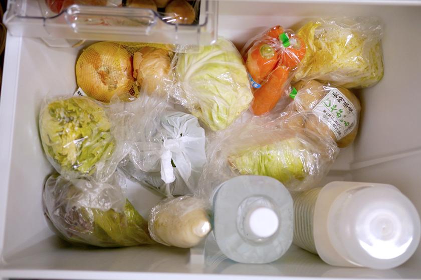 大量に保存できても、結局使い切れずにミイラ化させる恐れも。上手な野菜の保存方法はこれから学んでゆきたい……