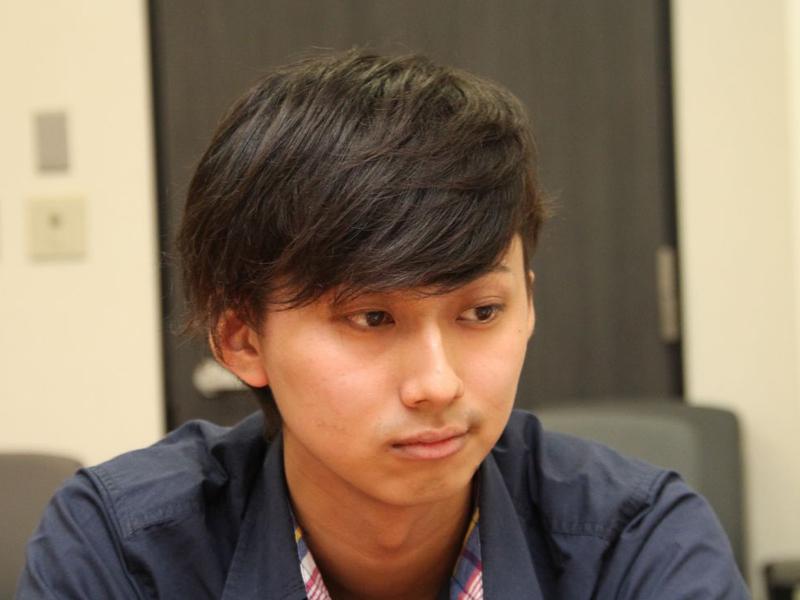 ホームシステムデザイン部ホームシステムデザイン第1グループの藤ヶ谷友輔氏