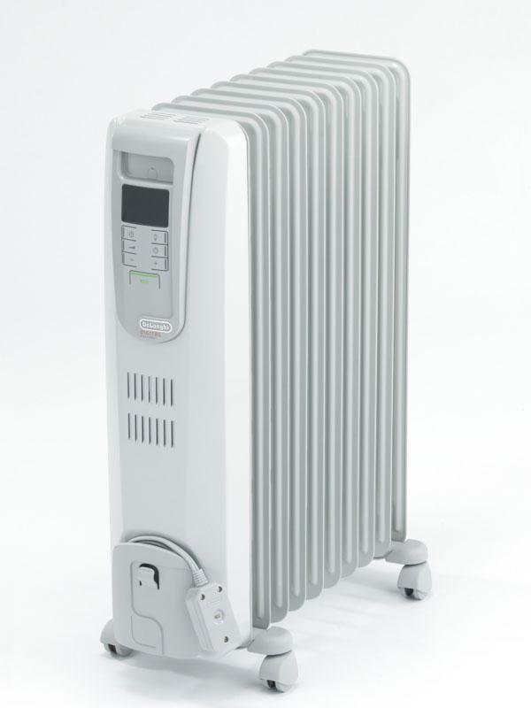 「デロンギ デジタルラディアント オイルヒーター KHD411015-LG」