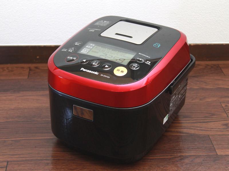 パナソニック「Wおどり炊き SR-SPX103」