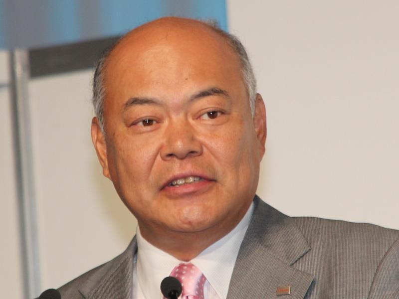 東芝ホームアプライアンス 取締役社長 石渡敏郎氏
