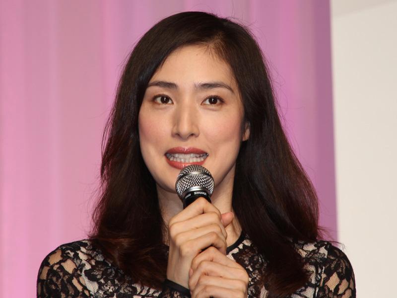 女優の天海祐希さん