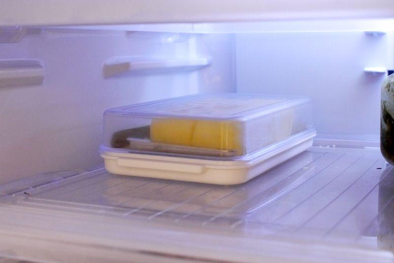 あとはそのまま冷蔵庫に入れるだけ
