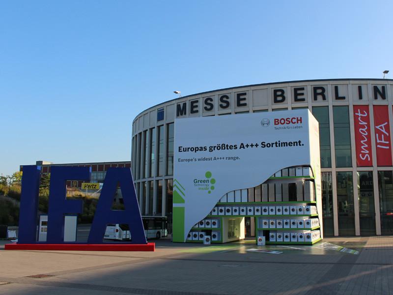 ドイツ・ベルリンのメッセで開催されるIFA2013
