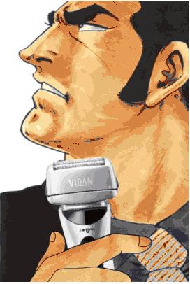 """リニューアルキャンペーンのキャラクターは、漫画「ゴルゴ13」のデューク東郷。当社の広報担当キャラクター「松本イズミ」が立案した""""初仕事""""という"""