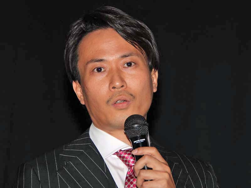 エクレアの鈴木健 取締役副社長