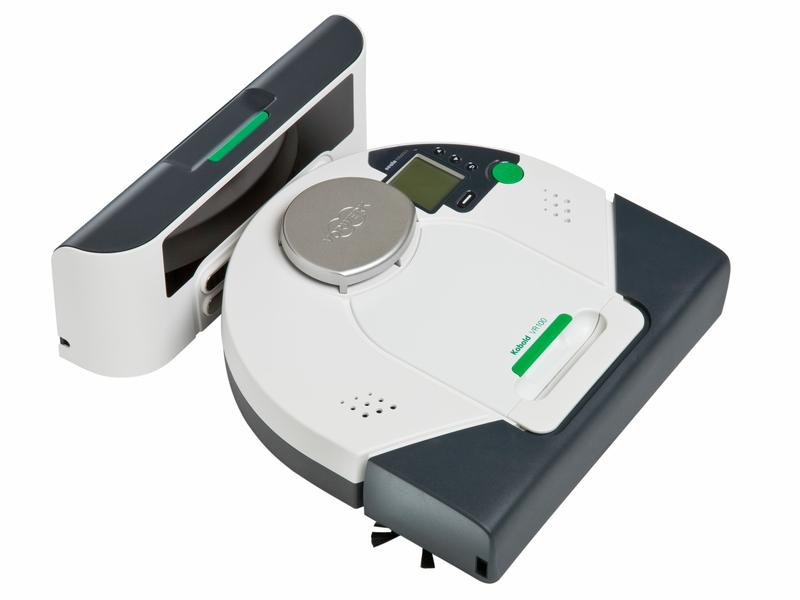 「ロボット掃除機VR100」