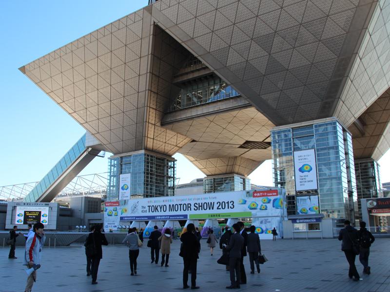 12月1日まで、東京ビックサイトにて開催されている第43回東京モーターショー。一般公開は11月23日から
