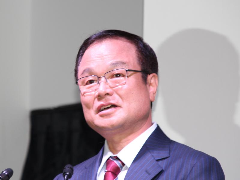 ホンダの伊東孝紳社長