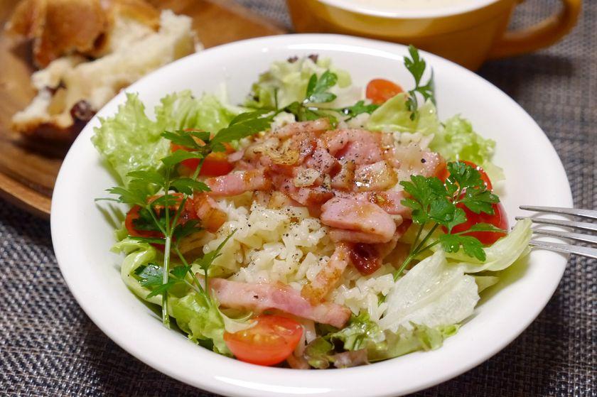 チネリ米のサラダ