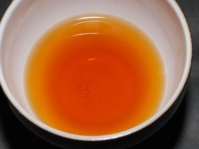 ちゃんと茶葉の香りがわかるレベルの紅茶ができた