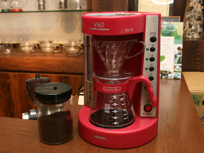 V60 珈琲王 コーヒーメーカー