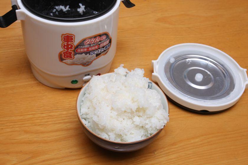 "J.P.Nの「自動車・船舶用DC炊飯器""タケルくん""」"