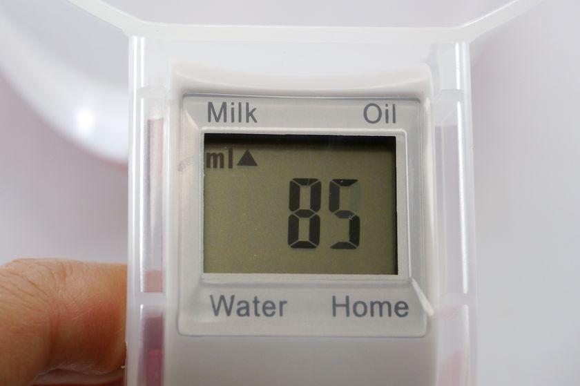 modeボタンの「Milk」