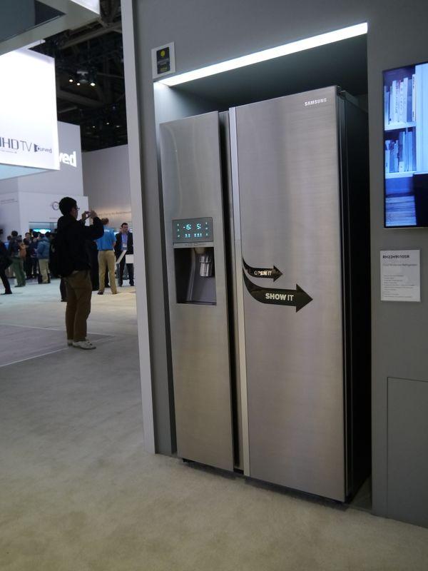 冷蔵庫のフラッグシップ製品となるT9000シリーズ