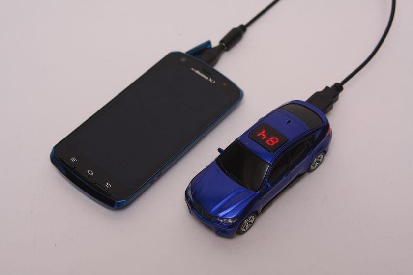 日本トラストテクノロジーの「ミニカーバッテリー GT5200 クーペ」